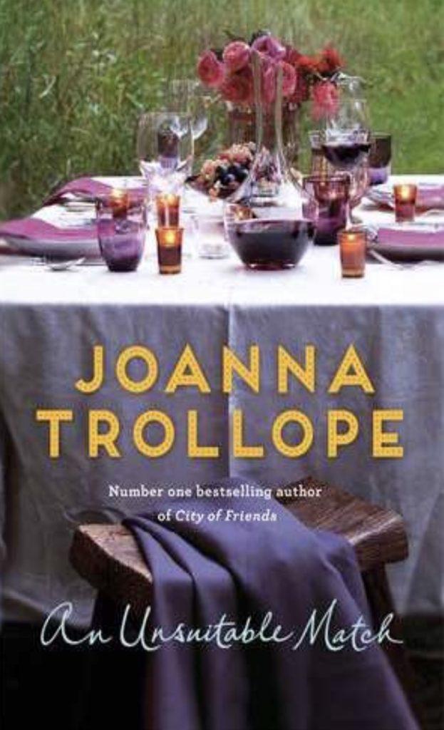 An Unsuitable Match. Joanna Trollope.